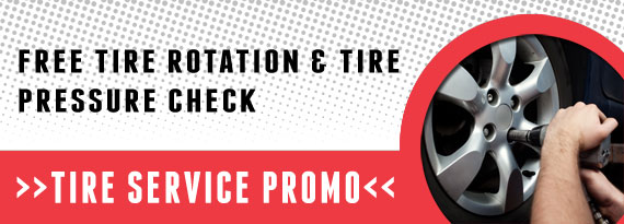 Tire Service Coupon in Exton, West Chester & Downingtown PA